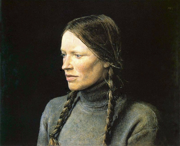 Andrew Wyeth | Ur The Helga Pictures