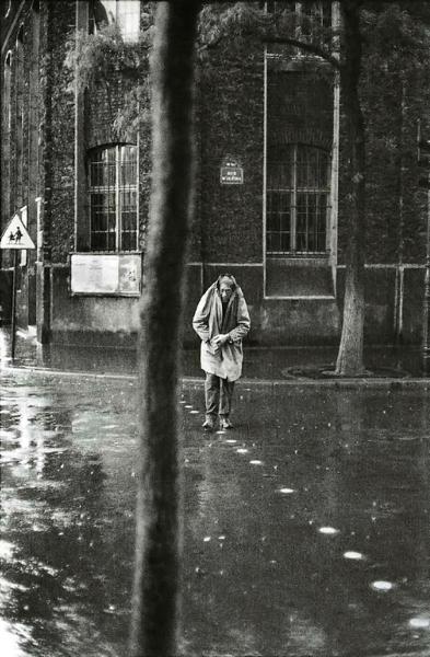 Foto: Henri Cartier-Bresson | Giacometti