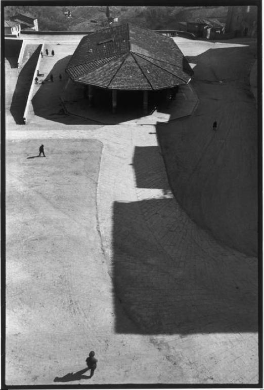 Foto: Henri Cartier-Bresson | Quai St Bernard, Paris 1932
