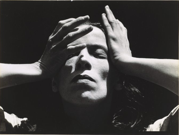 Foto: Imogen Cunningham | Martha Graham, Dancer, 1931