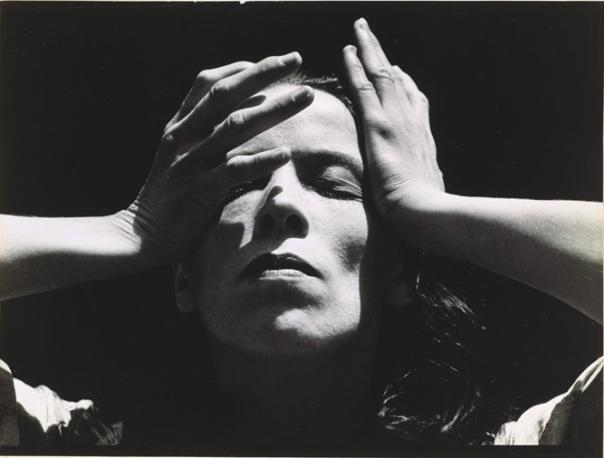 Foto: Imogen Cunningham | Martha Graham, Dancer, 1931