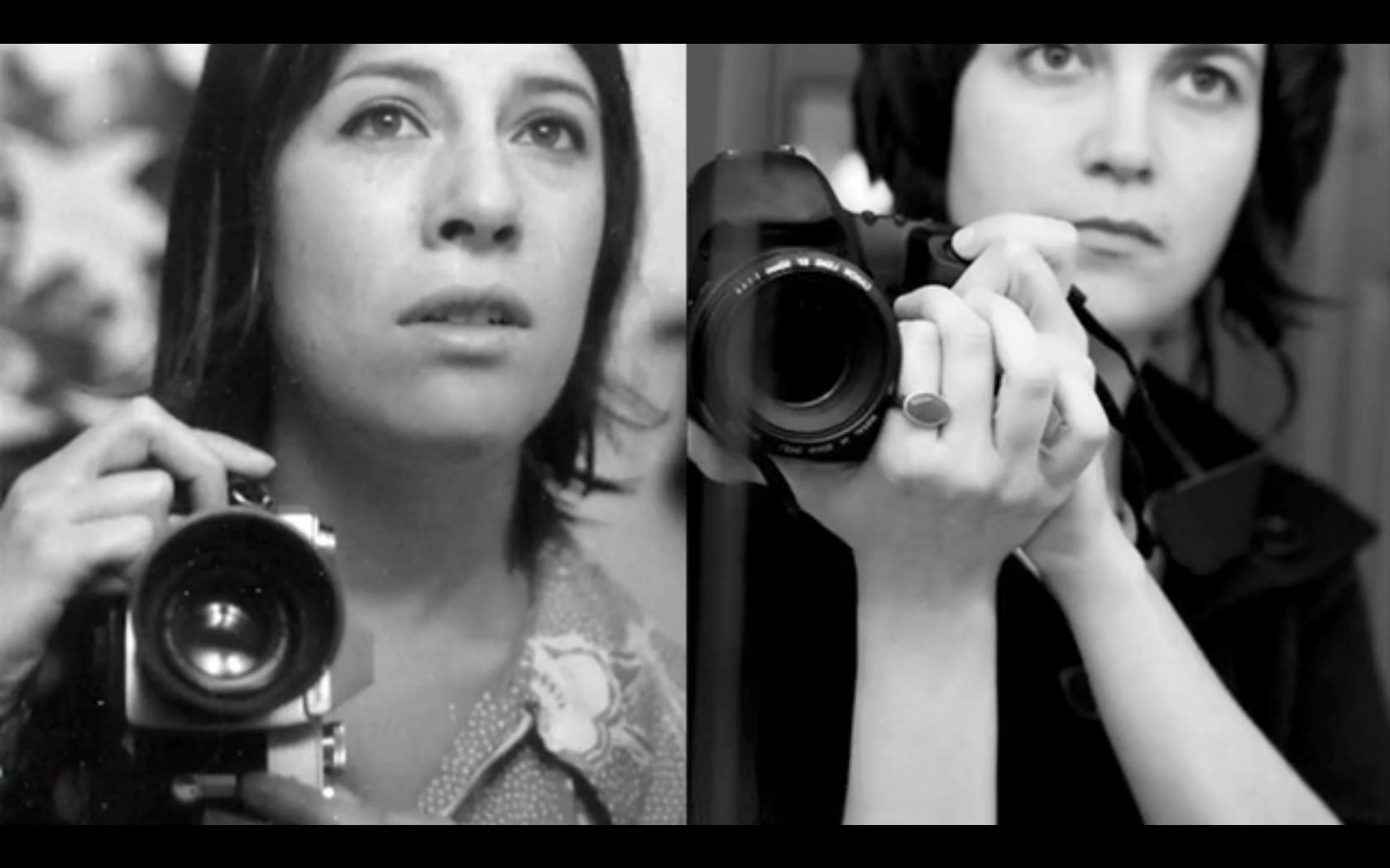 Filmruta    ur filmen A Photographic Memory av Rachel Elizabeth Seed